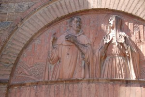 Catha Siena en Dominicus